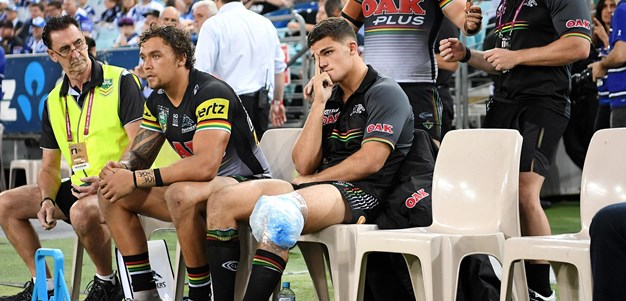 Cleary admits MCL injury likely