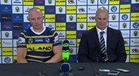 Eels press conference - Round 3