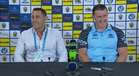 Sharks press conference - Round 3