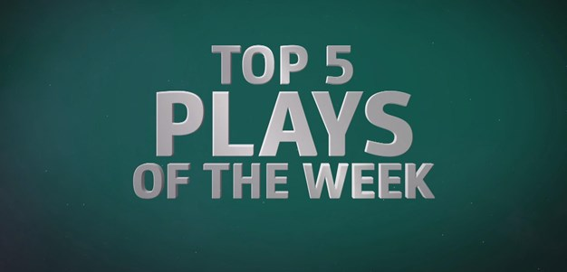 Top 5 Plays of the Week - Round 3