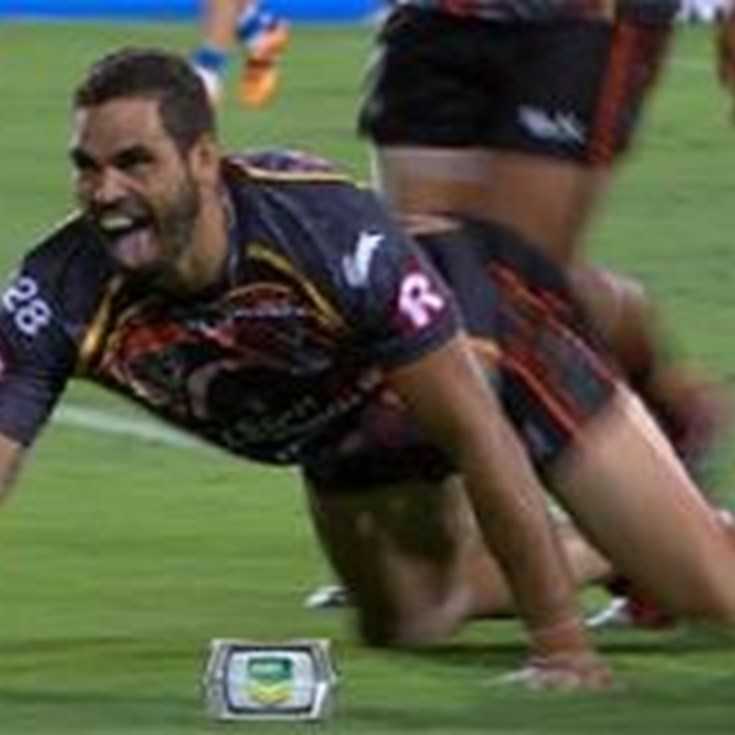 Match Highlights: Indigenous All-Stars v NRL All-Stars , 2015