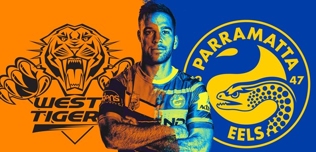 Tigers v Eels - Round 4