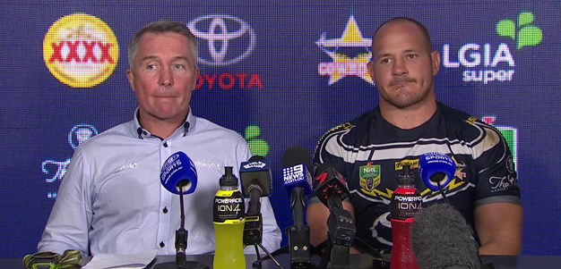 Cowboys press conference - Round 4