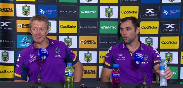 Storm press conference - Round 4