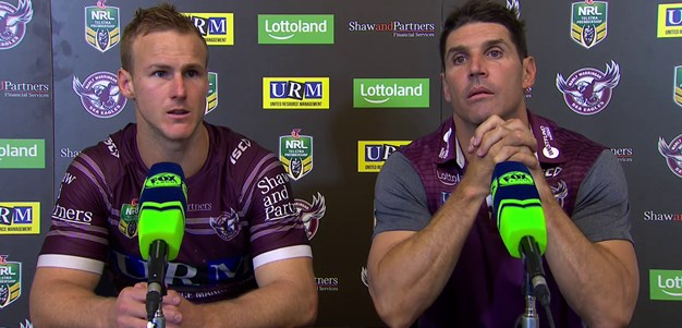 Sea Eagles press conference - Round 4