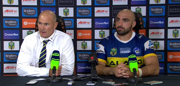 Eels press conference: Round 4