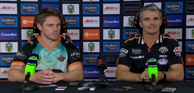 Wests Tigers press conference: Round 4