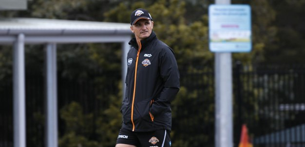 Tigers talk 'Cleary Factor'