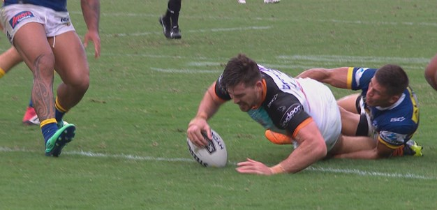 Eisenhuth extends Wests Tigers lead