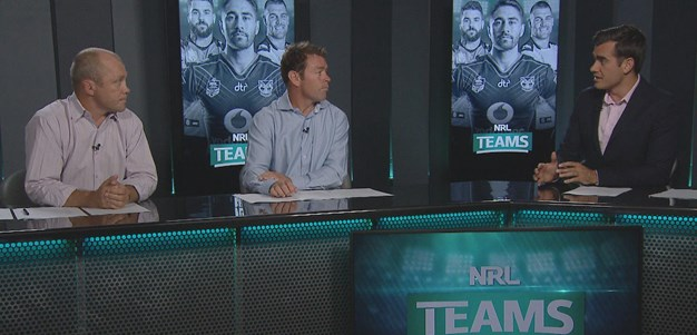 NRL Teams - Round 5