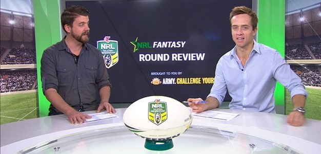 Fantasy Review Show: Round 10