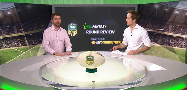 Fantasy Review Show: Round 22