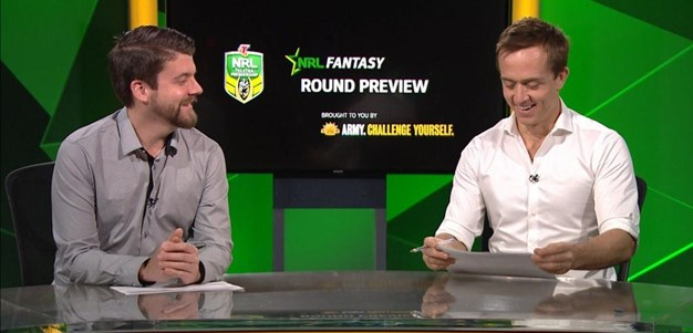Fantasy Preview Show: Round 26