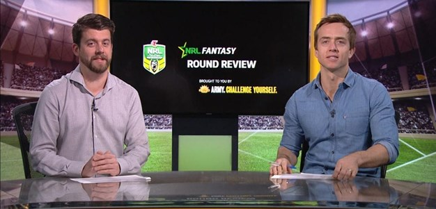 Fantasy Review Show: Round 24