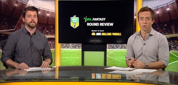 Fantasy Review: Round 11