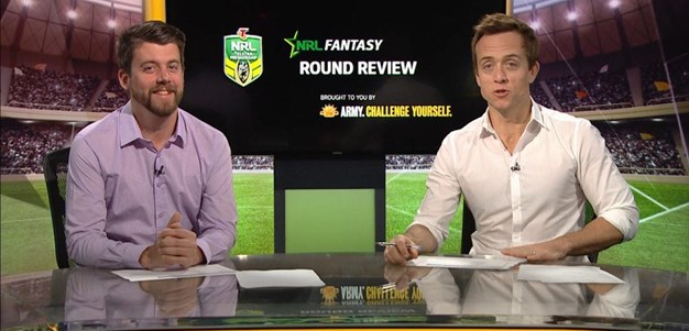 Fantasy Review Show: Round 23
