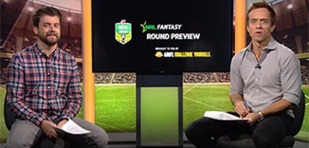 Fantasy Preview Show: Round 5