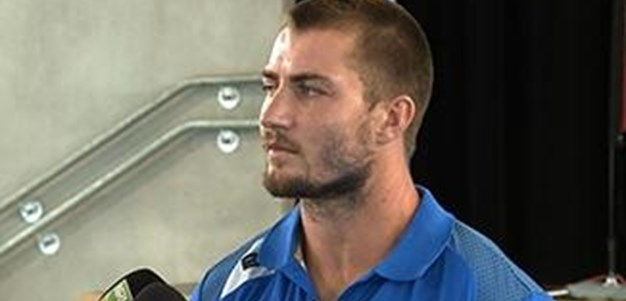 Foran urges fans to secure All Stars tickets