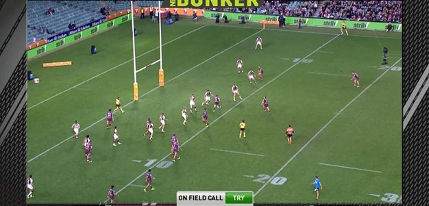FW 1: Sea Eagles v Panthers - No Try 48th minute