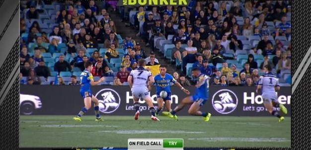 FW 2: Eels v Cowboys - Try 31st minute - Will Smith