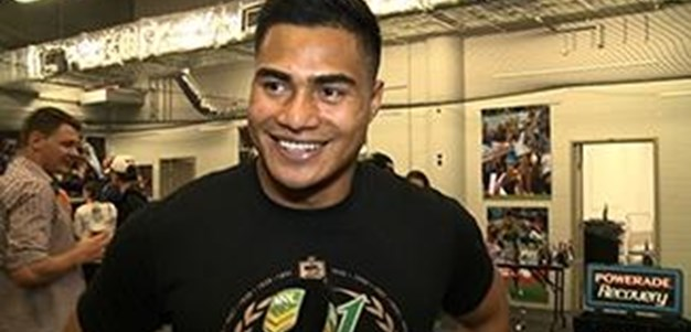 From the Rabbitohs Sheds: Kirisome Auva'a
