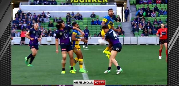 FW 1: Storm v Eels - No Try 28th minute