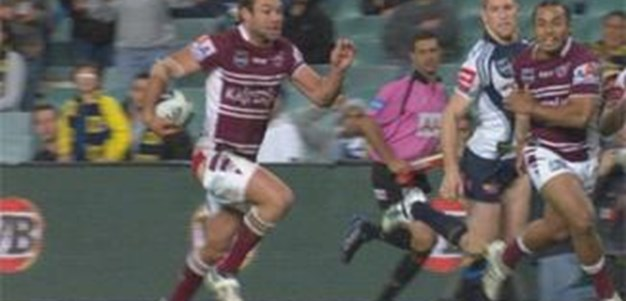 Full Match Replay: Manly-Warringah Sea Eagles v North Queensland Cowboys (2nd Half) - Qualifying Final