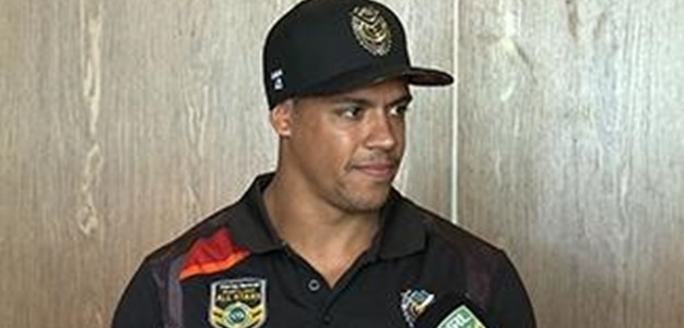 Gagai aims to make his people proud
