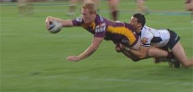 Full Match Replay: Brisbane Broncos v Warriors (1st Half) - Qualifying Final