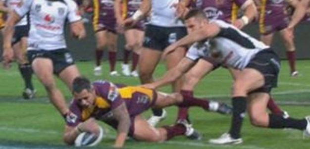 Full Match Replay: Brisbane Broncos v Warriors (2nd Half) - Qualifying Final