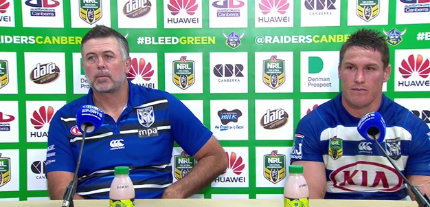 Bulldogs press conference - Round 5