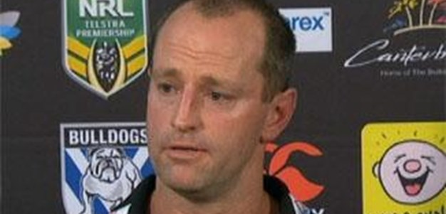 Rd4 Press Conference: Rabbitohs