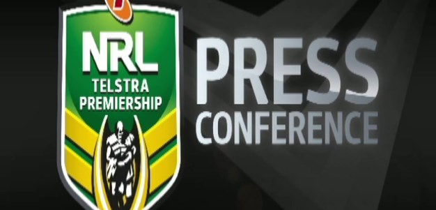 Rd4 Press Conference: Panthers