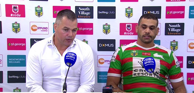 Rabbitohs press conference - Round 5