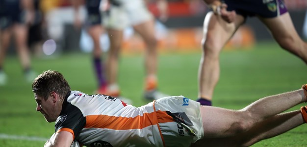 Lawrence brings Wests Tigers level