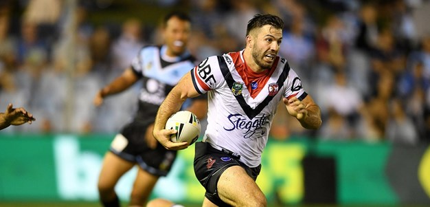 Roosters stars align to put Tedesco over