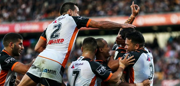 Wests Tigers spoil second milestone game