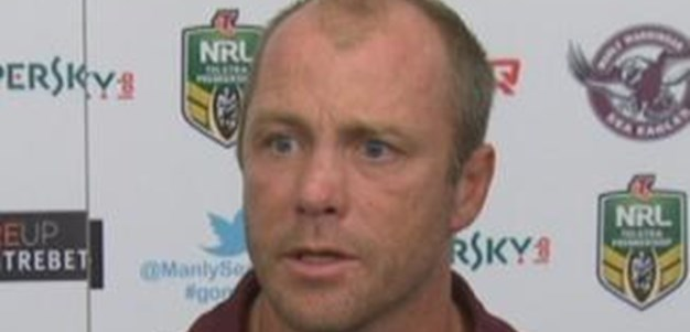 Rd 6: Press Conference Sea Eagles