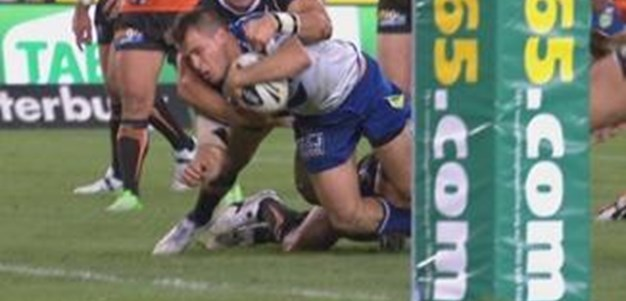 Full Match Replay: Canterbury-Bankstown Bulldogs v Wests Tigers (2nd Half) - Round 8, 2013