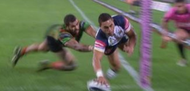Full Match Replay: South Sydney Rabbitohs v North Queensland Cowboys (1st Half) - Round 9, 2013
