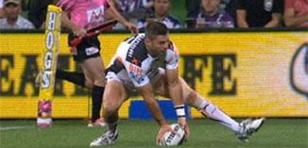 Full Match Replay: Melbourne Storm v Wests Tigers (1st Half) - Round 5, 2013