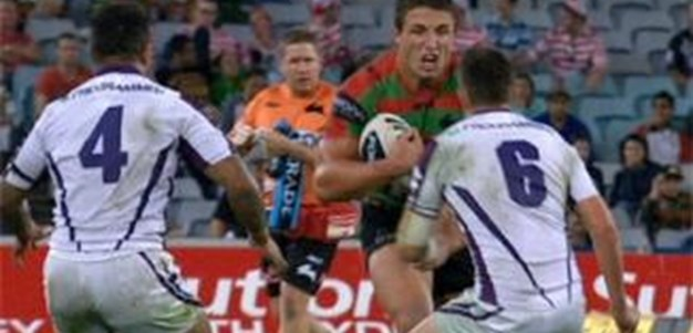 Full Match Replay: South Sydney Rabbitohs v Melbourne Storm (2nd Half) - Round 6, 2013