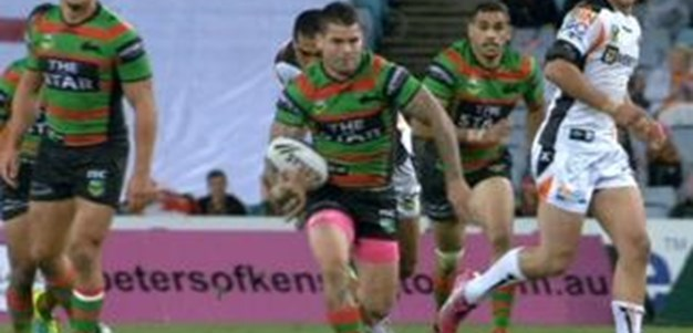 Full Match Replay: South Sydney Rabbitohs v Wests Tigers (2nd Half) - Round 10, 2013