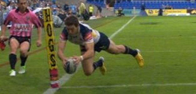 Full Match Replay: Gold Coast Titans v North Queensland Cowboys (2nd Half) - Round 12, 2013