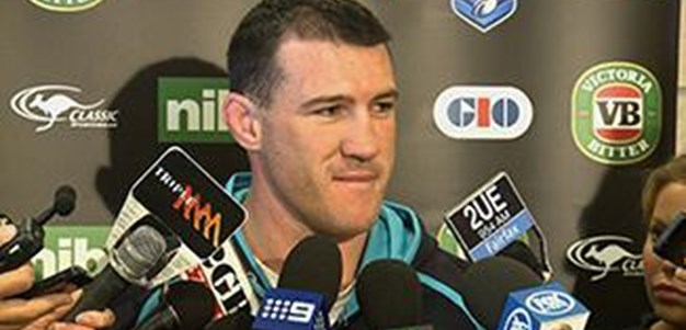 Queensland love underdog tag: Gallen