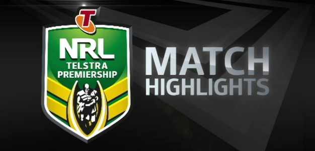 Rd 14: Sea Eagles v Bulldogs (Hls)