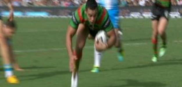 Full Match Replay: South Sydney Rabbitohs v Gold Coast Titans (2nd Half) - Round 14, 2013