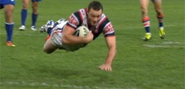 Full Match Replay: Canterbury-Bankstown Bulldogs v Sydney Roosters (2nd Half) - Round 15, 2013