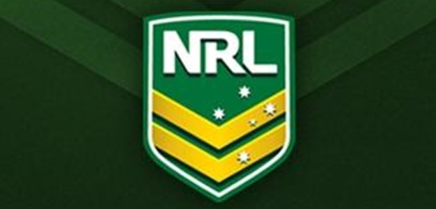 Rd 15 : Try Shaun Kenny Dowall ( 49th min )