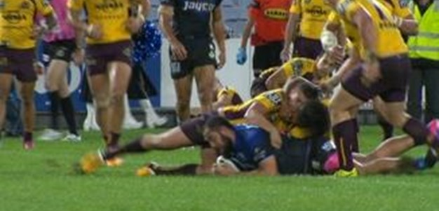 Full Match Replay: Canterbury-Bankstown Bulldogs v Brisbane Broncos (2nd Half) - Round 11, 2013